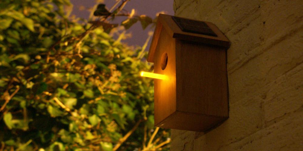 Solar Birdhouse 02