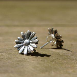 Daisy Earring Silver