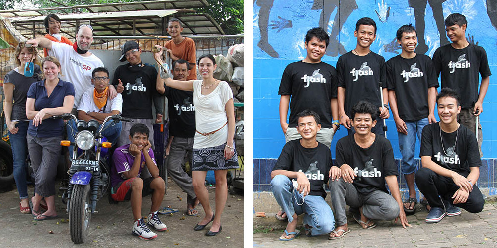 Ffrash team